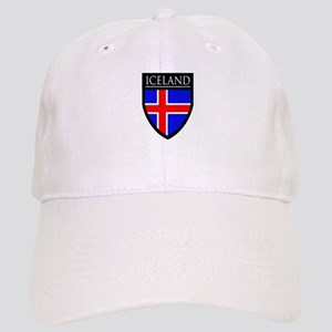 Iceland Flag Patch Cap